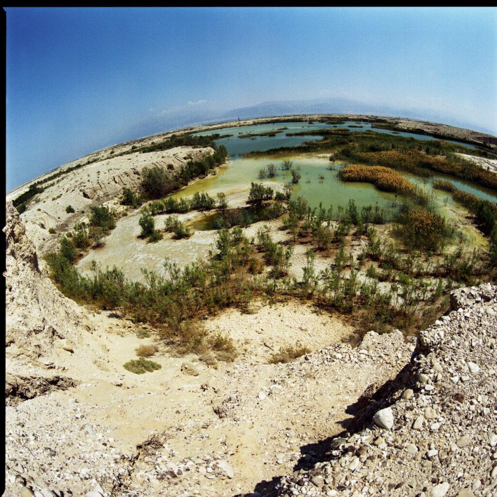 Paysage d'Israel